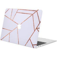 iMoshion Coque Design Laptop MacBook Air 13 pouces (2018-2020)