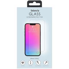 Selencia Protection d'écran en verre durci iPhone 13 / 13 Pro