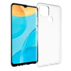 Accezz Coque Clear Oppo A15 - Transparent