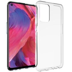 Accezz Coque Clear Oppo A74 (5G) / A54 (5G) - Transparent