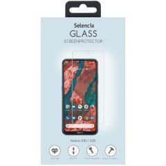 Selencia Protection d'écran en verre durci Nokia X10 / X20