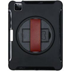 iMoshion Coque Defender avec sangle iPad Pro 11  (2018-2020-2021)