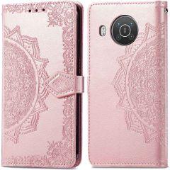 iMoshion Etui de téléphone Mandala Nokia X10 / X20 - Rose Champagne