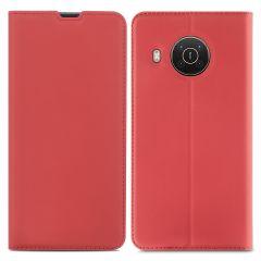 iMoshion Étui de téléphone Slim Folio Nokia X10 / X20 - Rouge