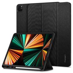 Spigen Étui à rabat Urban Fit iPad Pro 12.9 (2021) - Noir