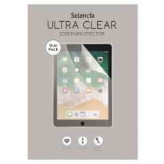 Selencia Protection d'écran Duo Pack Ultra Clear Galaxy Tab S7 Lite